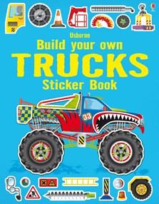 Build your own trucks sticker book [0]