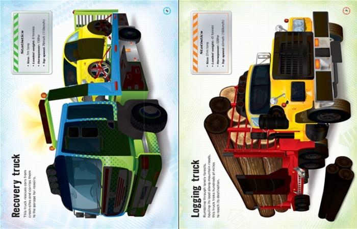 Build your own trucks sticker book [1]