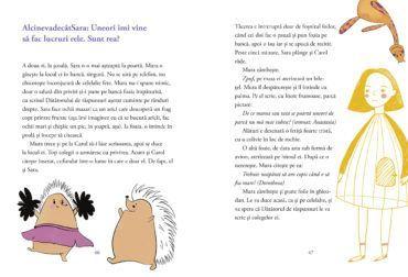Caietul, roman ilustrat pentru copiii care cresc mari – volumul II [4]