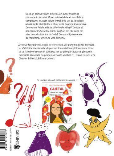 Caietul, roman ilustrat pentru copiii care cresc mari – volumul II [5]