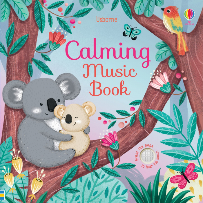 Calming Music Book [0]