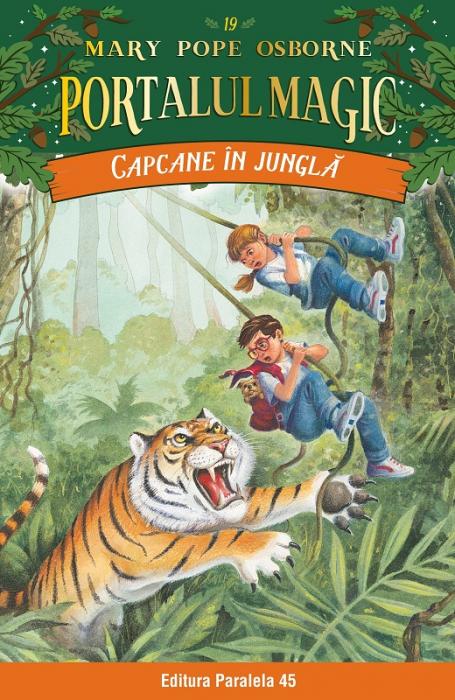 Capcane în junglă. Portalul Magic nr. 19 [0]