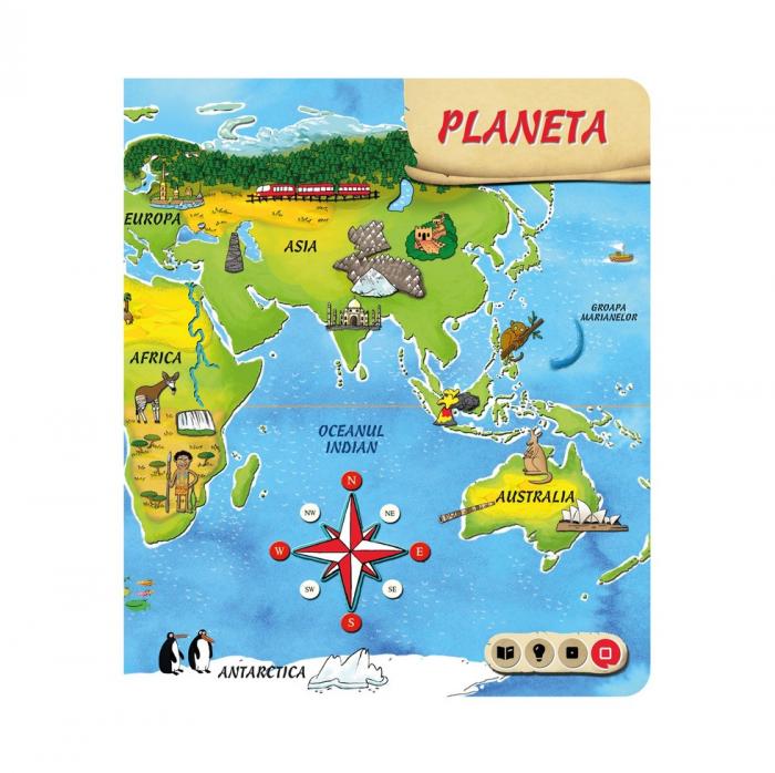 Carte atlasul lumii [2]