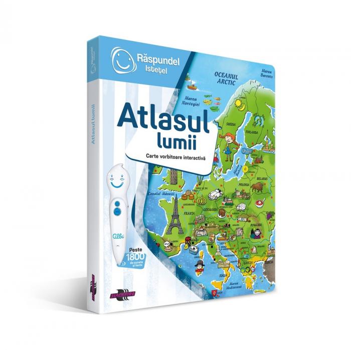 Carte atlasul lumii [0]