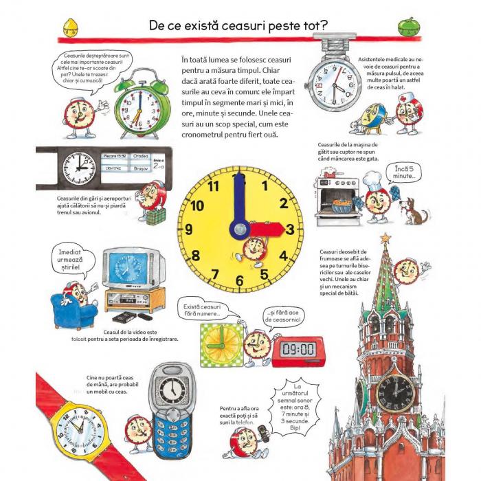 Ceasul și măsurarea timpului [2]