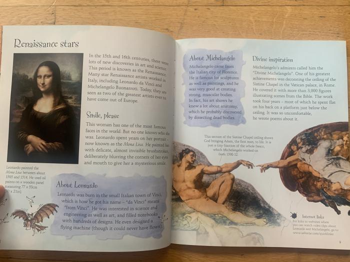 Children's book of art [3]