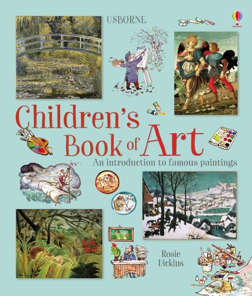 Children's book of art [0]