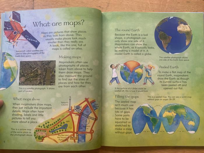 Children's picture atlas [1]