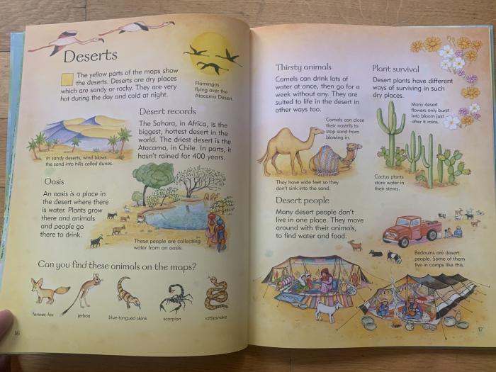 Children's picture atlas [2]
