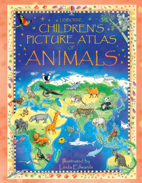 Children's picture atlas of animals [0]