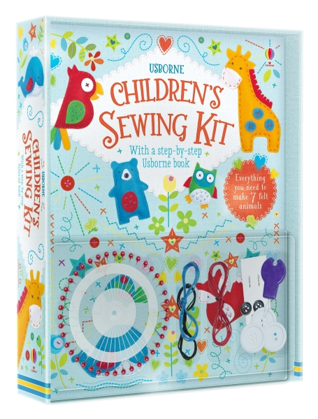 Children's sewing kit [0]