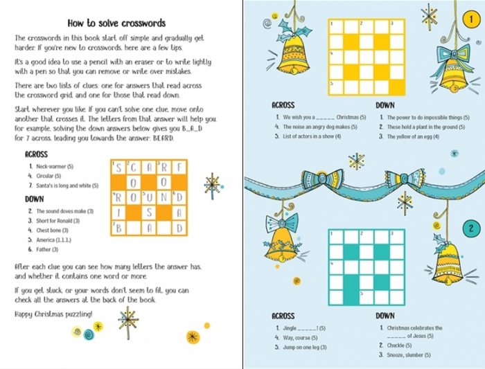 Christmas crosswords [1]
