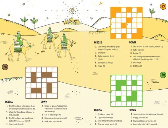 Christmas crosswords [3]