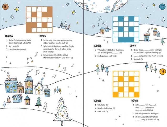 Christmas crosswords [2]