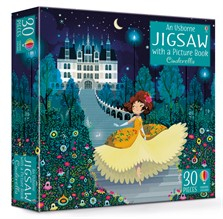 Cinderella picture book and jigsaw [0]