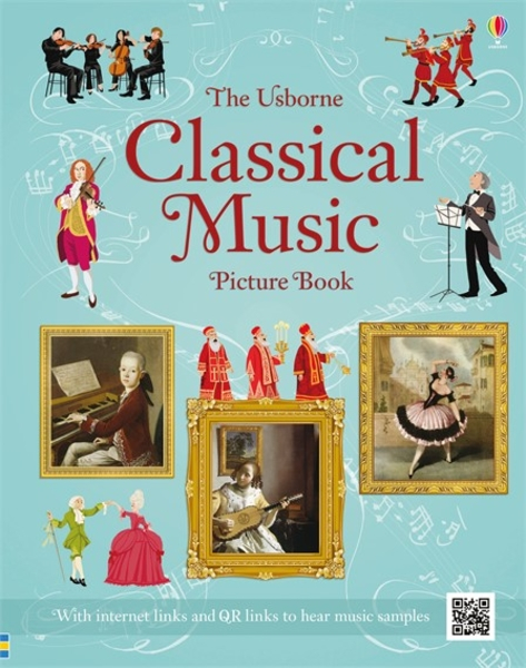 Classical music picture book [0]