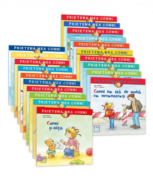 Colectia Conni 28 titluri [0]