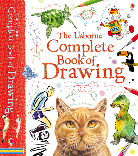 Complete book of drawing [0]