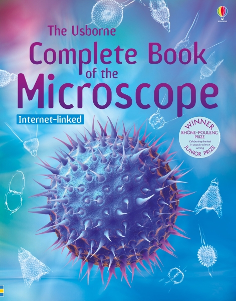 Complete book of the microscope [0]