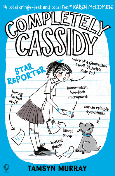 Completely Cassidy - Star Reporter [0]