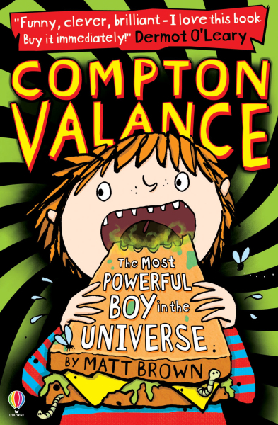 Compton Valance The Most Powerful Boy in the Universe [0]
