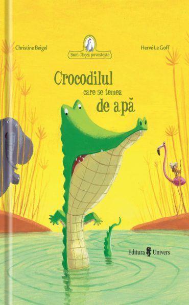 Crocodilul care se temea de apă [1]