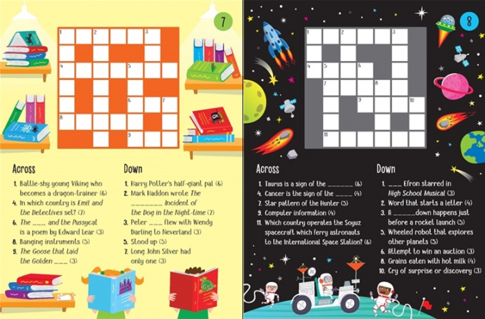 Crosswords [1]