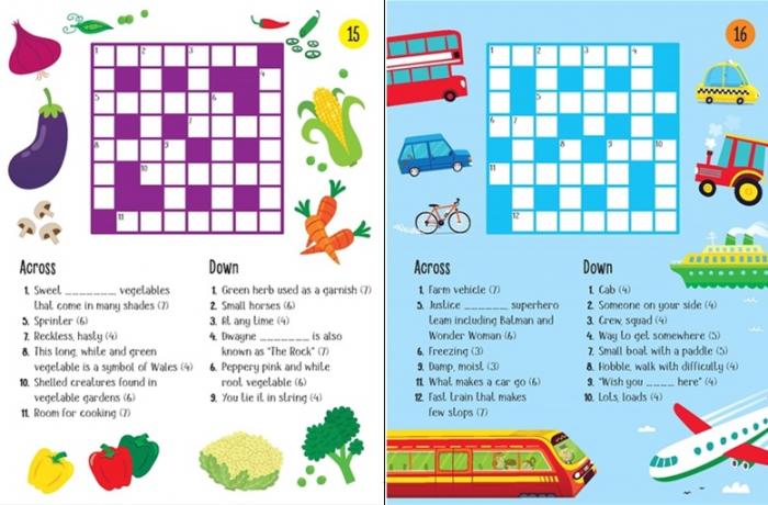 Crosswords [2]