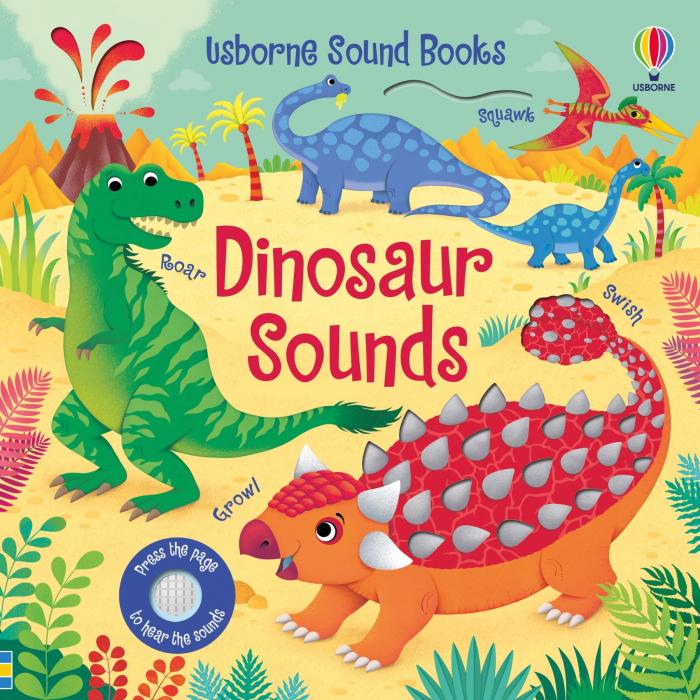 Dinosaur sounds [0]