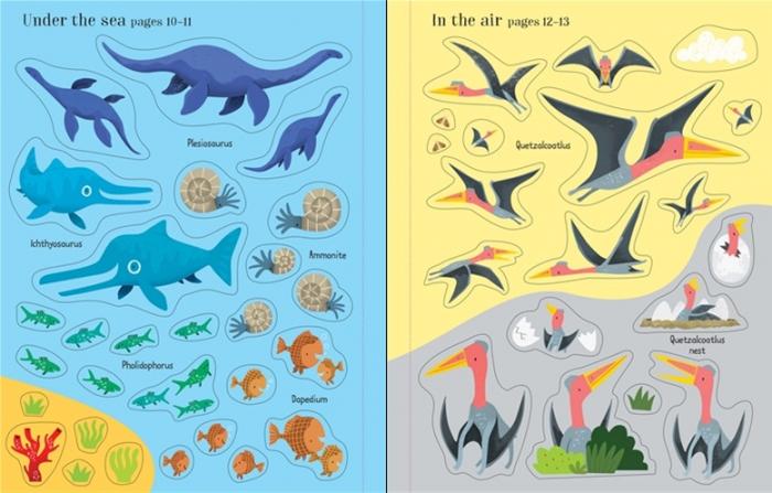 Dinosaurs [3]