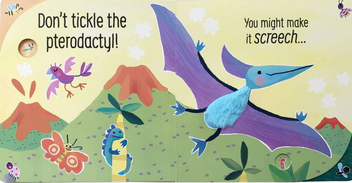 Don't Tickle the Dinosaur! [2]