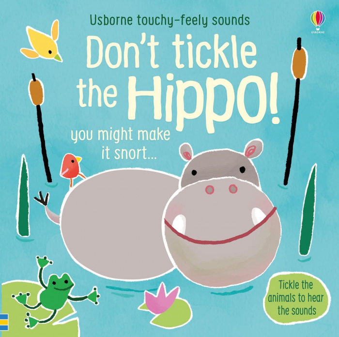Don't tickle the hippo! [1]
