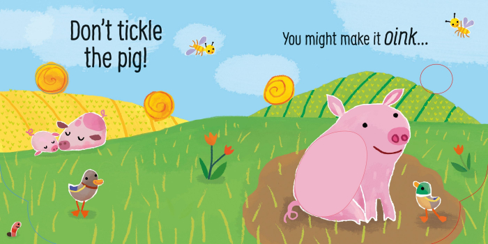 Don't Tickle the Pig! [3]