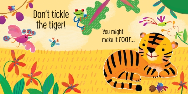 Don't tickle the Tiger! [5]