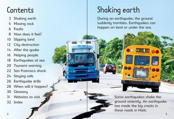 Earthquakes and tsunamis [4]