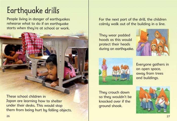 Earthquakes and tsunamis [2]