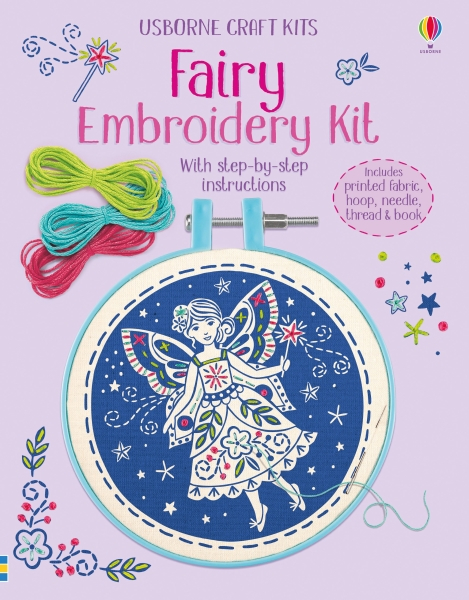Embroidery Kit: Fairy [0]