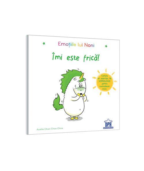 EMOTIILE LUI NONI- IMI ESTE FRICA! [0]