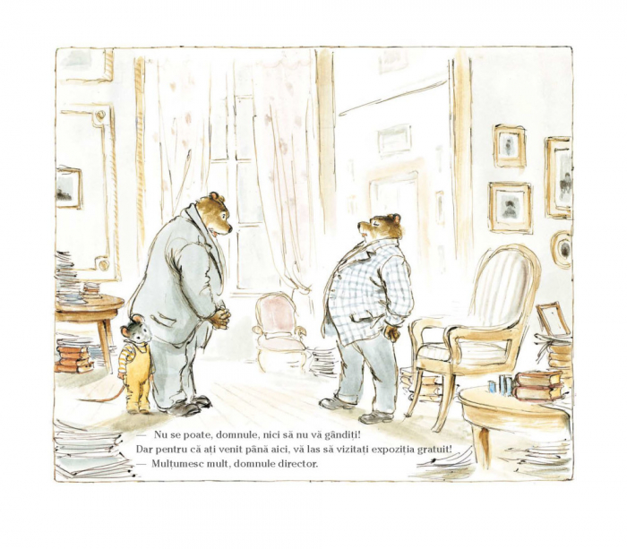 Ernest și Celestine la muzeu [3]