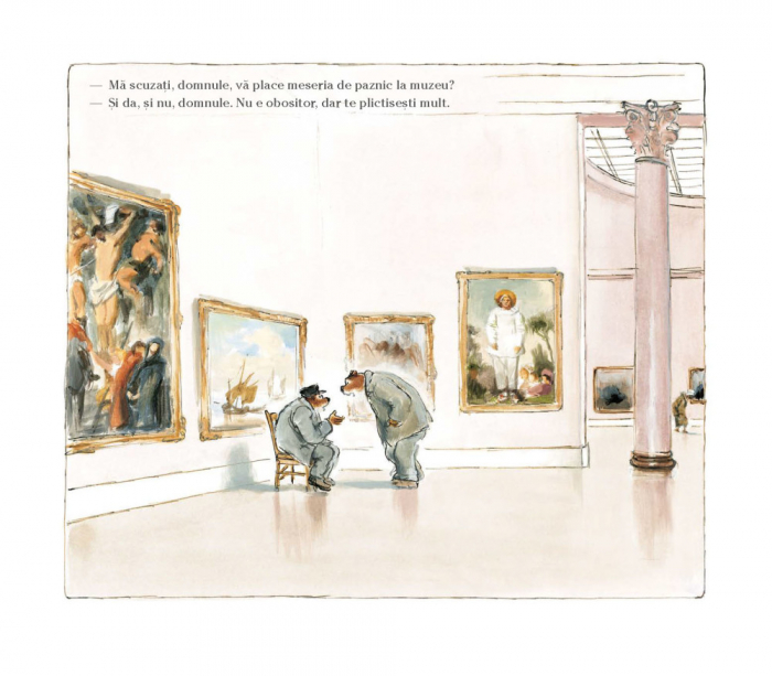 Ernest și Celestine la muzeu [5]