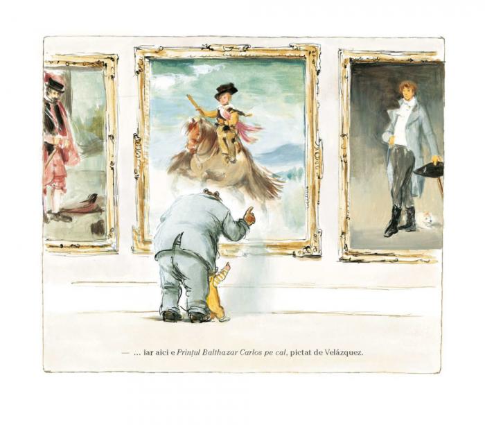 Ernest și Celestine la muzeu [4]