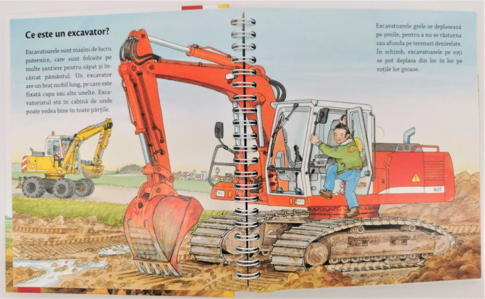 Excavatorul [1]