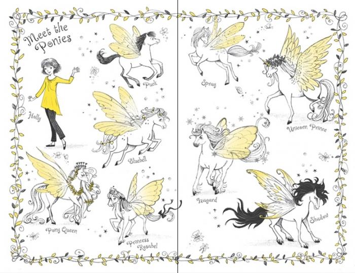 Fairy Ponies Enchanted Mirror [1]