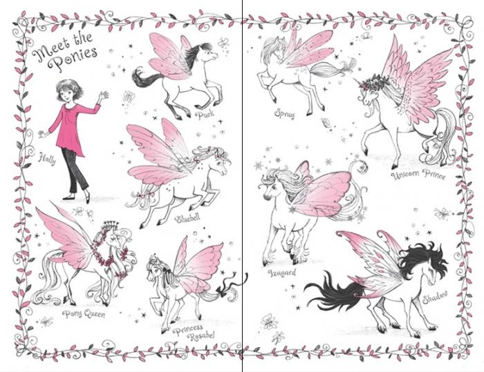 Fairy Ponies Midnight Escape [1]