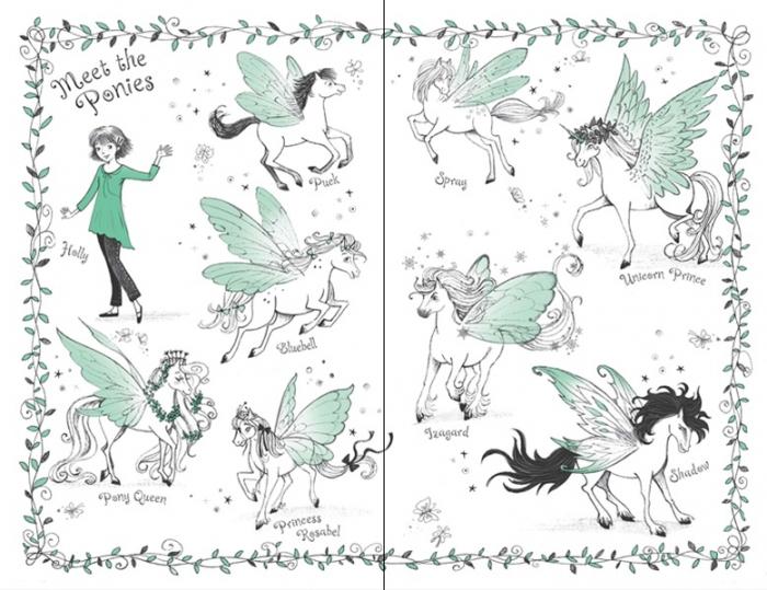 Fairy Ponies Unicorn Prince [1]