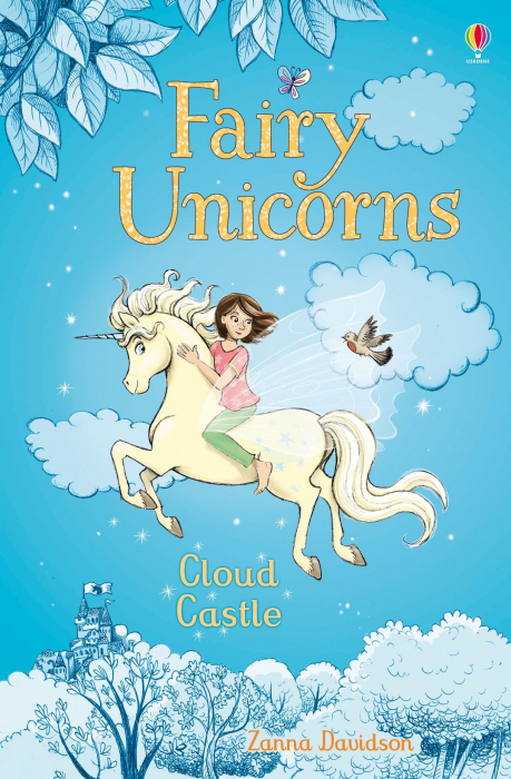 Fairy Unicorns Cloud Castle [0]