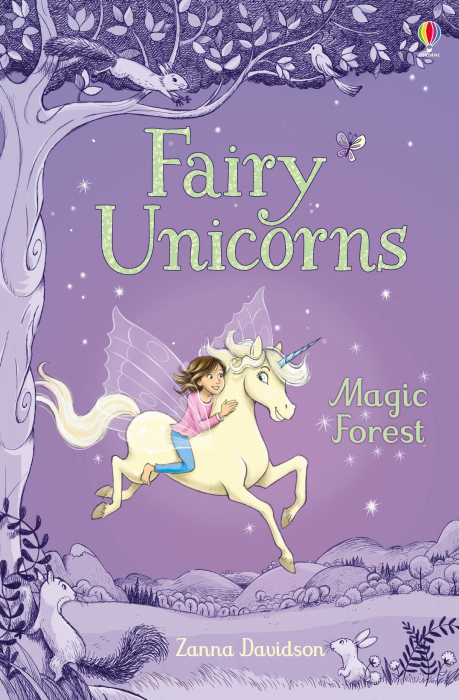 Fairy Unicorns Magic Forest [0]