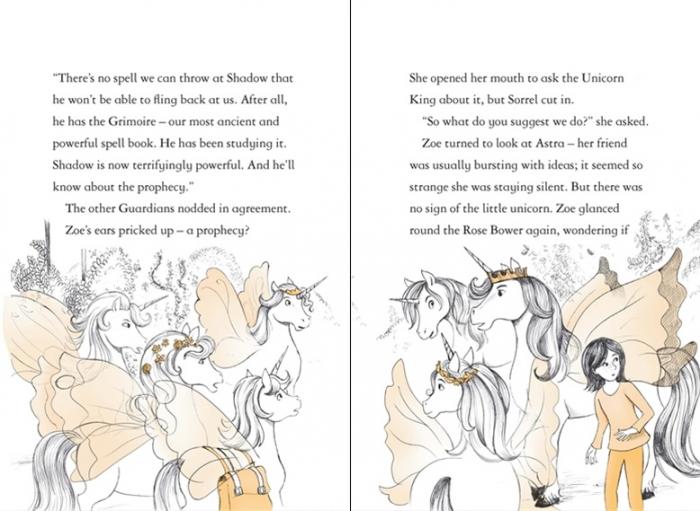 Fairy Unicorns Star Spell [3]