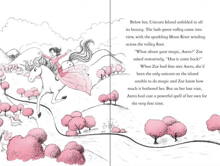 Fairy Unicorns Wind Charm [2]