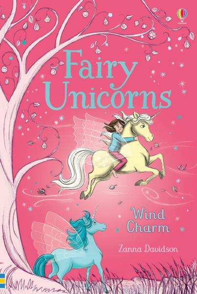 Fairy Unicorns Wind Charm [0]